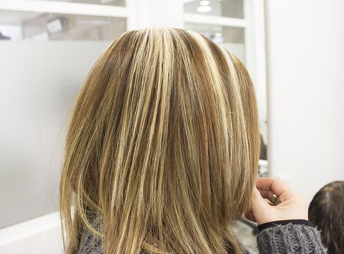 ¿Cómo hacer mechas en el cabello? - YouTube